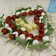 Teens-Kitchen – let's cook fingerfood!