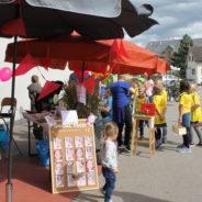 5. Spielzeugflohmarkt und Mitwirkung am Matzinger Dorffest